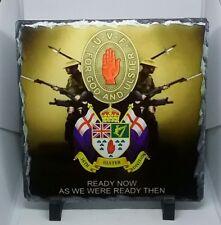 36th Ulster Division UVF rock photo Slate Loyalist merchandise Northern Ireland