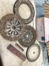 polishing pads & compound   1749 Box