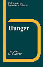 Hunger (Problems in the Behavioural Sciences)-ExLibrary
