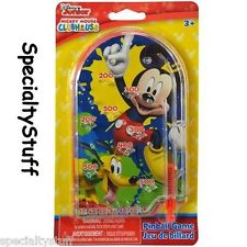 NEW DISNEY MICKEY MOUSE BOWTIQUE PINBALL GAME PARTY FAVOR FUN TOY (UD)