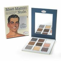 the Balm Meet Matt (e) Nude Eye Shadow Makeup Palette (9 Eyeshadow Shades)
