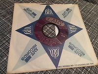The Caslons 45 Settle Me Down Rare Up Tempo Doowop Vocal Group Company Sleeve