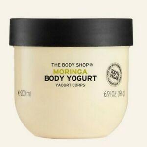 The Body Shop Moringa Body Yogurt 200ml