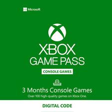 Xbox Game Pass - 3 Month Membership - Microsoft Xbox One - UK Digital Key