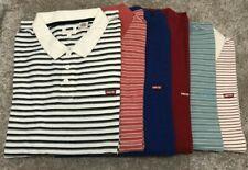 Levi's Mens Cotton Short Sleeve Housemark Pique Polo Shirt T shirt S M L XL 2XL