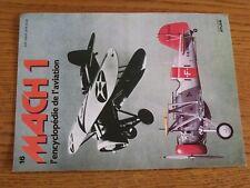 $$$ Mach 1 encylopedie de l'aviation N°16 Blohm Und VossOperation Bodenplatte