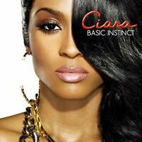 CIARA BASIC INSTINCT CD   DVD Limited Edition Free Ship w/Tracking# New Japan