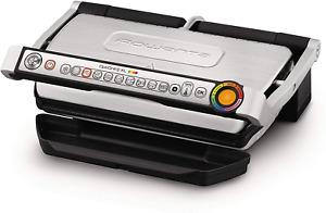 Rowenta GR722D Optigrill+ XL Bistecchiera Intelligente con 9 Programmi di Cottur