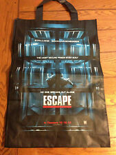 SDCC 2013 ESCAPE PLAN STALLONE HUGE 20X 30 INCH PROMO BAG RARE HARD TO GET!!