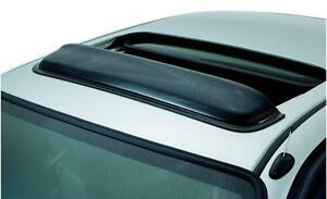 Sunroof Wind Deflector, Classic Style, 33 in. Wide Fits All Vehicles AVS 77001