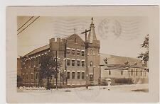 BROOKLYN BUSHWICK AVE ST. THOMAS CHURCH REAL PHOTO PC, COOPER ST. NYC