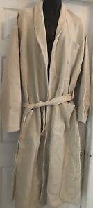 Calvin Klein Beige  Robe Size L/XL
