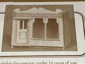 Vintage Sid Cooke Dolls House Victoria Shop Kit Unopened