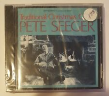 *BRAND NEW* PETE SEEGER Sings Traditional Christmas Carols (CD 1997)