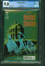Haunted Mansion 1 CGC 9.8 Disney Parks Edition Variant Marvel Comics 2016