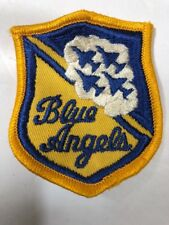 Blue Angels Cloth Patch Embroidered Badge Sew On