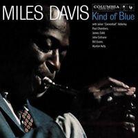 MILES DAVIS Kind Of Blue VINYL LP BRAND NEW 180 Gram Vinyl With Download