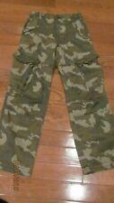 Boys sz 16 Cherokee camoflauge cargo pants w/ adjustable waist strap- Free Ship