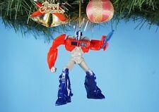 CHRISTBAUMSCHMUCK Weihnachten Xmas Haus Deko Transformers Robot OPTIMUS PRIME