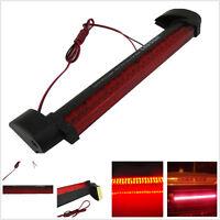 12V Car SUV Rear 3rd Break Light 24 LED Tail Stop Lamp Van High Level Brake Lamp