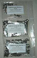 YAMAHA RD RZ 250 LC 1980-1995 Engine stainless allen screw kit #1 RD250 RD250LC