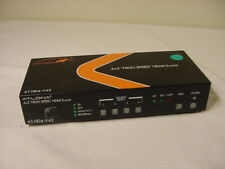 New listing Atlona 4X2 High Speed Hdmi Switch At-Hd4-V42 - No Power Cord Included
