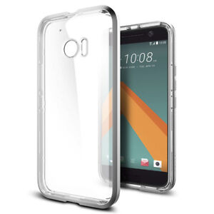 Case Spigen SGP Neo Hybrid Crystal for HTC 10 - SILVER - H09CS20285