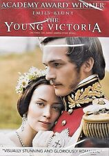 Young Victoria Emily Blunt DVD NEW FACTORY SEALED FREE SHIP TRACK CONT US