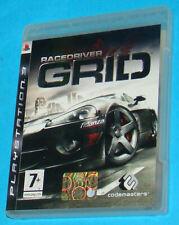 Grid - Sony Playstation 3 PS3 - PAL