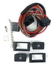Spal Einbau Kit für Fensterheber VW Golf 3 Vento vorne 1H0054 510 Schalter Kabel