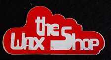The Wax Shop Sticker Decal Polish Rat Rod Gasser Truck Jeep 4X4 Import Hot Rod B
