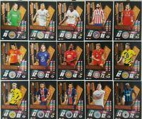 2020/21 Match Attax UEFA Champions - Matchwinners Sub-Set 15 cards Foil Insert