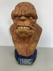 1:1 Sideshow Marvel Fantastic Four THE THING Life Size Statue Limited Bust /150