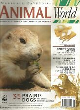 animal world magazine number 35 prairie dogs and other ground squirrels
