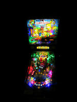 SIMPSONS Pinball LED Lighting Kit custom SUPER BRIGHT KIT