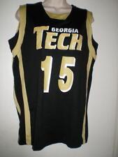 GEORGIA TECH Misses JERSEY & SHORTS M NEW Basketball Medium YELLOW JACKETS 2pc