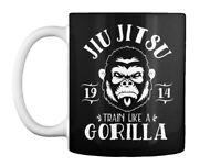 Bjj Jiu Jitsu T Brazilian Ji Gift Coffee Mug