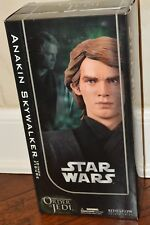 Sideshow Star Wars 1/6 Scale Jedi Anakin Skywalker, Revenge of the Sith, NIB