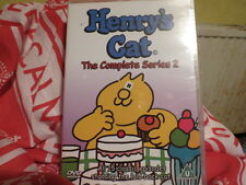 Henry's Cat - The complete season 2 (Brand New/Factory Sealed) + Dispatch 24hrs!
