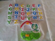 Leap Frog Fridge Phonics Scout Dog Magnetic Letters ABC Alphabet Set Complete
