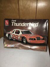 "AMT ERTL 6717 1/16 Scale "" NASCAR HARDEE'S FORD THUNDERBIRD  """