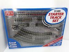 Peco Narrow Gauge HOe OO9 Starter Track Pack ST-400 New