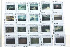 Mount Saint Helens Photo Slides Pre Post 1980 Eruption Dupes from Dept Geology