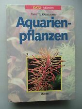 Aquarienpflanzen 1995 Aquarien Auarium Pflanzen
