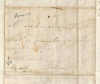 USA LETTER Cover Georgia *Savannah* GB London Privately Carried 1786 MS1787