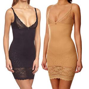 Triumph Lace Sensation Bodydress Damen Body Shaping Kleid Miederkleid NEU
