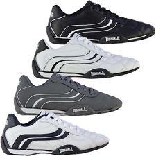 Lonsdale Camden II Herren Leder Schuhe 41 42 43 44 45 46 47 48 49 50 Sneaker NEU