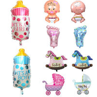 5Pcs Boy Girl Foil Helium Balloon Baby Shower Christening Birthday Party Decor