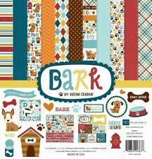 Dog Pet Dogs Puppy Furry Friend Doghouse Bark Scrapbook Page Kit 12 x 12