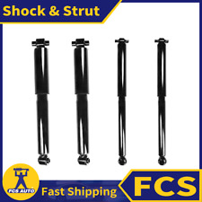 4X FRONT + REAR FCS Shock & Strut Kit Set Fits 1991-1999 GMC K1500 High Quality